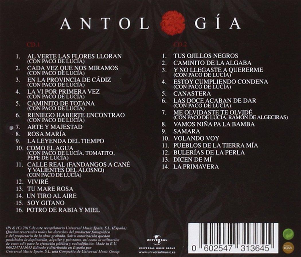 Amazon.com: Antologia 2015: Music