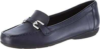 Femme Loafers Geox D Annytah MOC A Mocassins