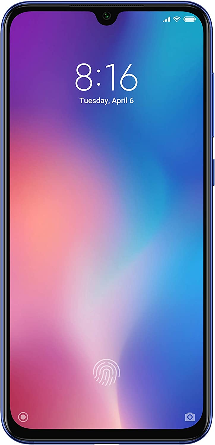 Xiaomi Redmi Note 6 Pro Blue Official UK Launch 64GB 6.26-Inch Android 8.1 UK Version SIM-Free Smartphone