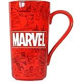 Marvel Comics - Comic Strip Latte Mug