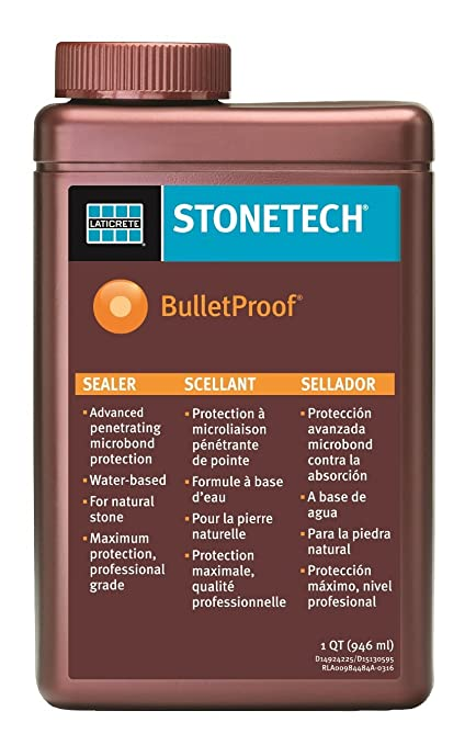 Stonetech bulletproof sealer 1 quart 946l tile grout sealers stonetech bulletproof sealer 1 quart 946l tyukafo
