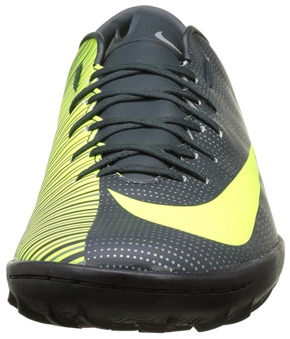 Nike 852530-376, Botas de Fútbol para Hombre, Verde (Seaweed/Volt-Hasta-White), 39 EU