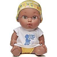 Juegaterapia Muñeco Baby Pelón, Diseñado por Leire, Juguete Solidario con Olor a Vainilla, color, 20 x 10 x 20 cm ARIAS…