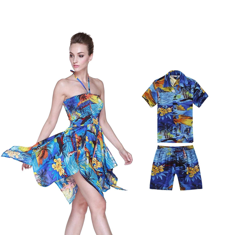 Hawaii Hangover Camiseta de Vestir de Traje a Juego Luau ...