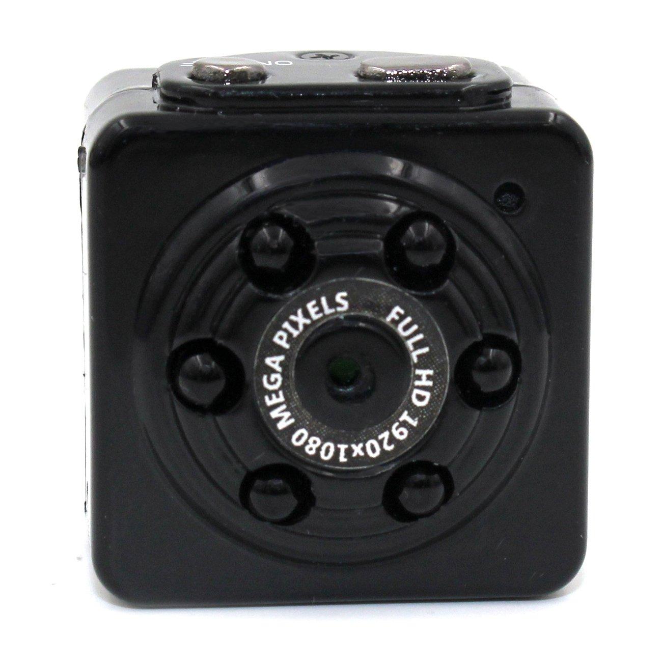 Mini DV Camera, Powpro PP-SQ9 Protable Video Record 1080P Full HD Car DVR DV Sport Handheld Infrared Night Vision Mini Video Camcorder