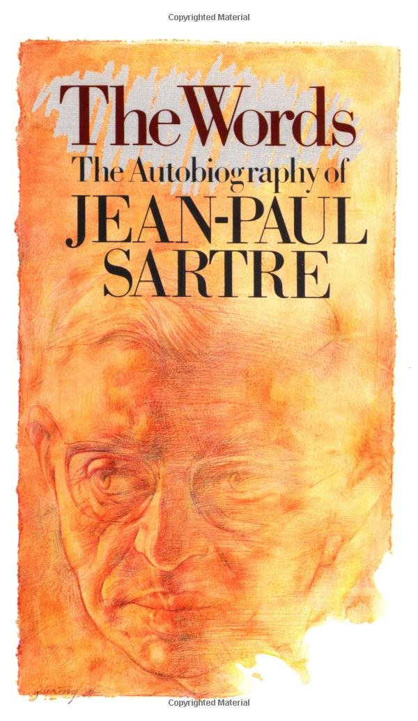 the words the autobiography of jean paul sartre jean paul sartre the words the autobiography of jean paul sartre jean paul sartre bernard frechtman 9780394747095 com books