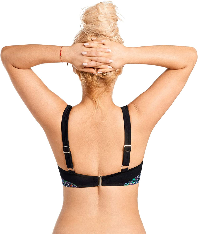 Nessa Swim Bikini-BH Tiefes Dekollet/é F-L Cup 02 Mix 80H