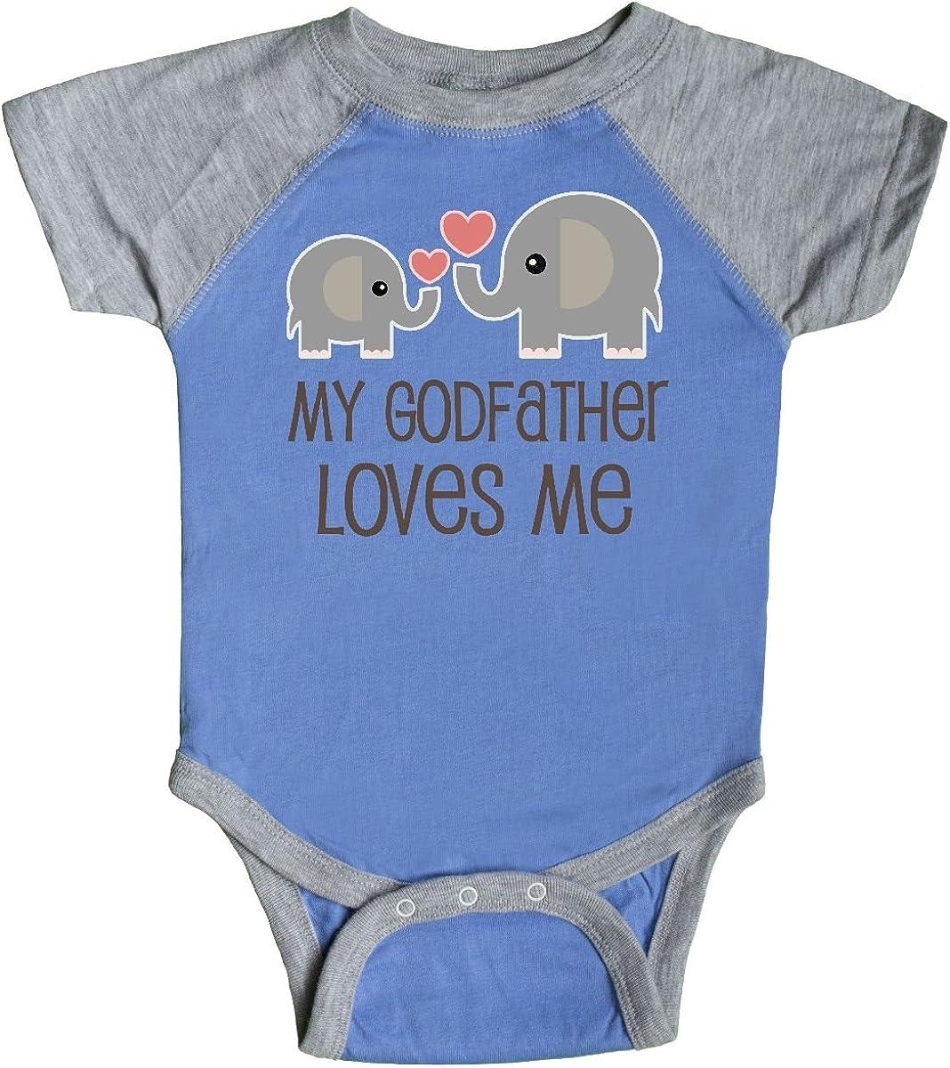 My Godfather in Wyoming Loves Me Toddler//Kids Sweatshirt