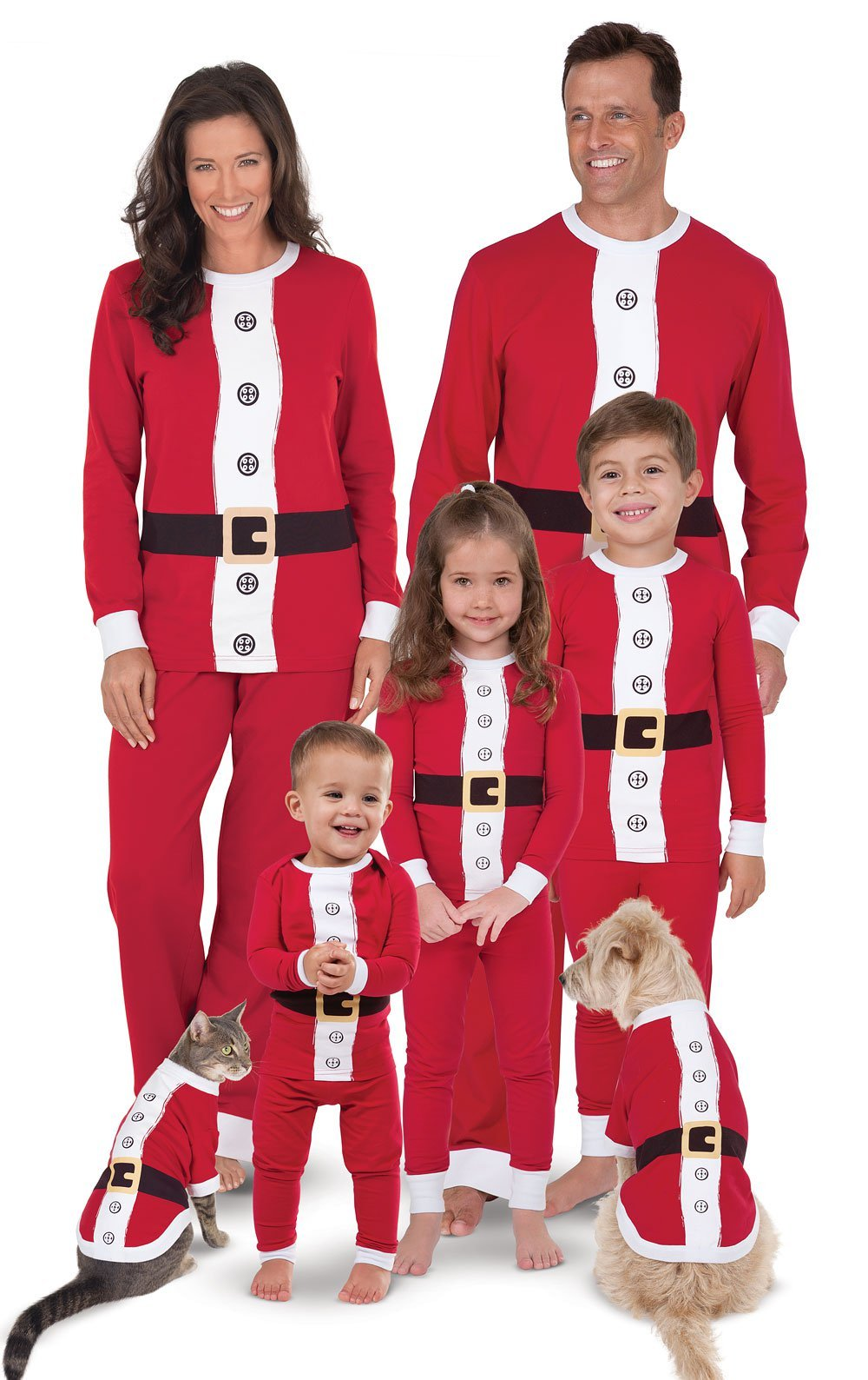 Pajamagram Matching Christmas Pajamas For Family Family