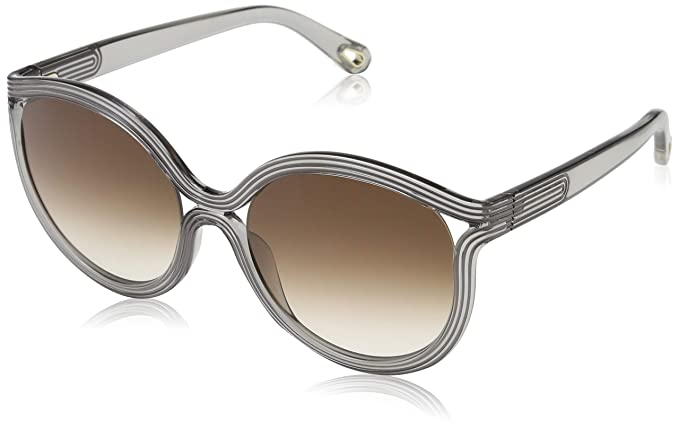 Chloé Sonnenbrille Ce738S Gafas de sol, Gris (Gr), 57.0 para ...