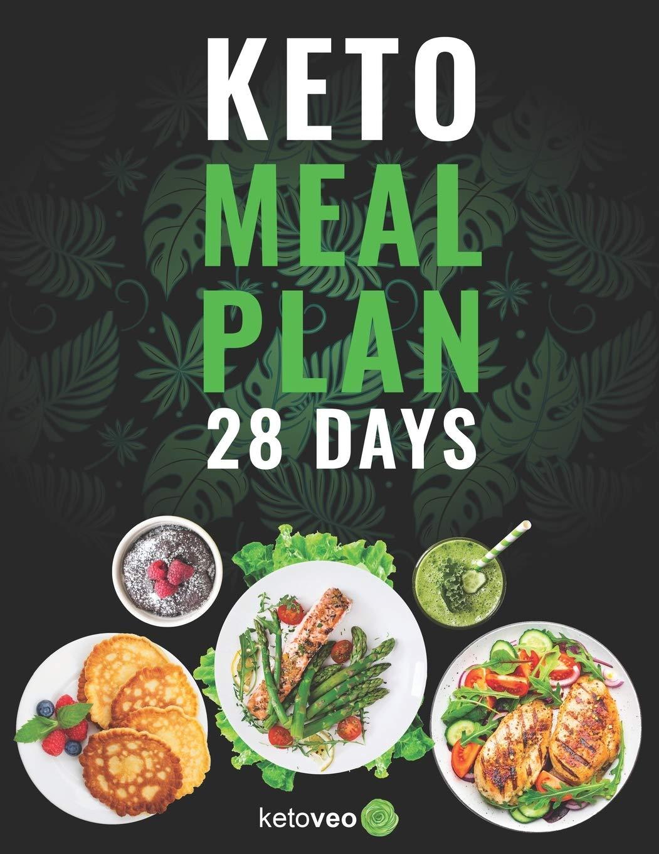 Amazon Com Keto Meal Plan 28 Days For Women And Men On Ketogenic Diet Easy Keto Recipe Cookbook 9781073560981 Ketoveo Books