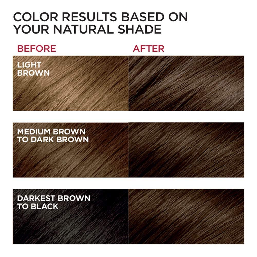 Amazon.com: L\'Oreal Paris Excellence Creme Permanent Hair Color, 4 ...