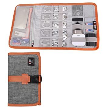 5a0bbc2c39 Image Unavailable. Image not available for. Color  BUBM Travel Cable  Organizer