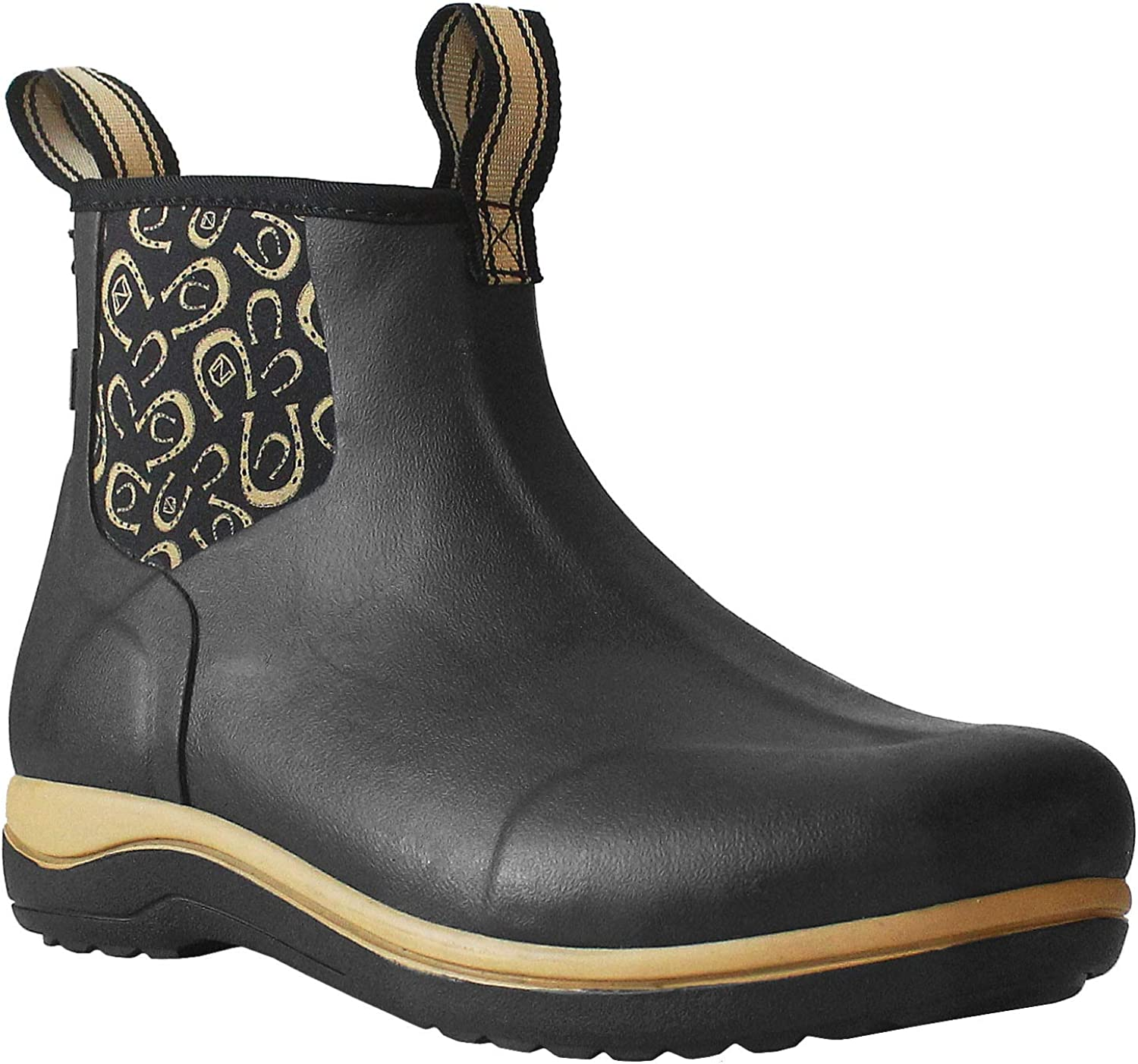 Stable Yard Wellies Ankle Boots