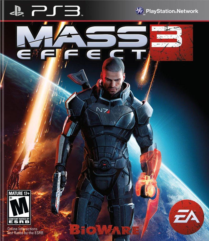 Mass Effect 3 - Playstation 3