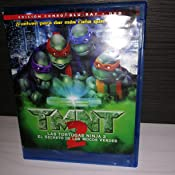 Teenage Mutant Ninja Turtles 2 - The Secret Of The Ooze DVD ...