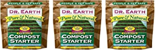 product image for Dr. Earth 727 Compost Starter (Тhrее Pаck)
