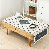 Basse Salon Table Nappe Et Tissu Coton Lin Nordique YXDZ jLq534RA