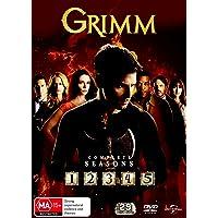 Grimm: Seasons 1-5