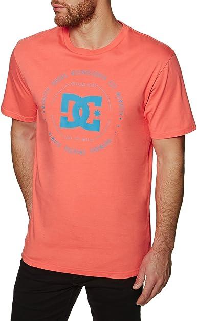 DC Shoes Rebuilt 2 Camiseta, Hombre: DC Shoes: Amazon.es: Ropa y ...