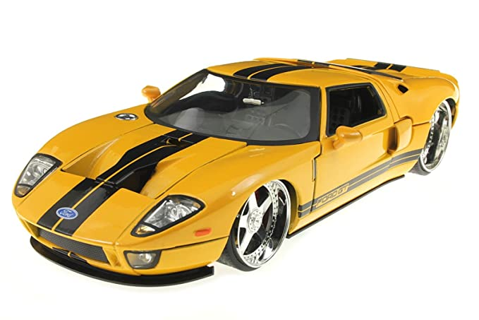 Jada  Ford Gt Vehicle