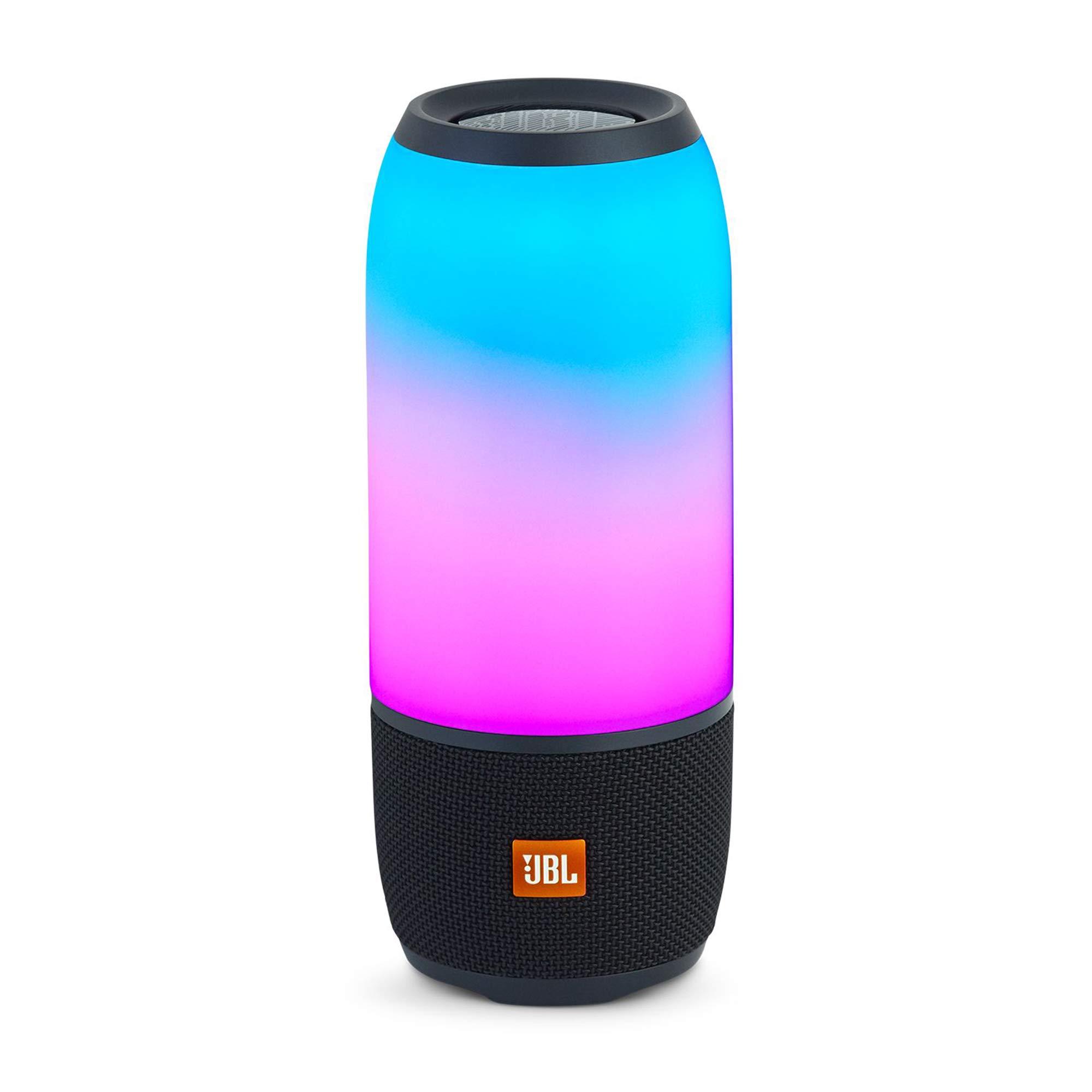 JBL Pulse 3 Wireless Bluetooth IPX7 Waterproof Speaker (Black) by JBL