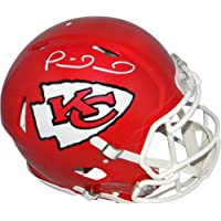 $1049 » Patrick Mahomes Autographed Kansas City Chiefs Super Bowl LIV Full Size Authentic Speed Helmet - JSA Witness