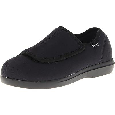 Propet Women's Black Cush'n Foot 9 3E US | Walking
