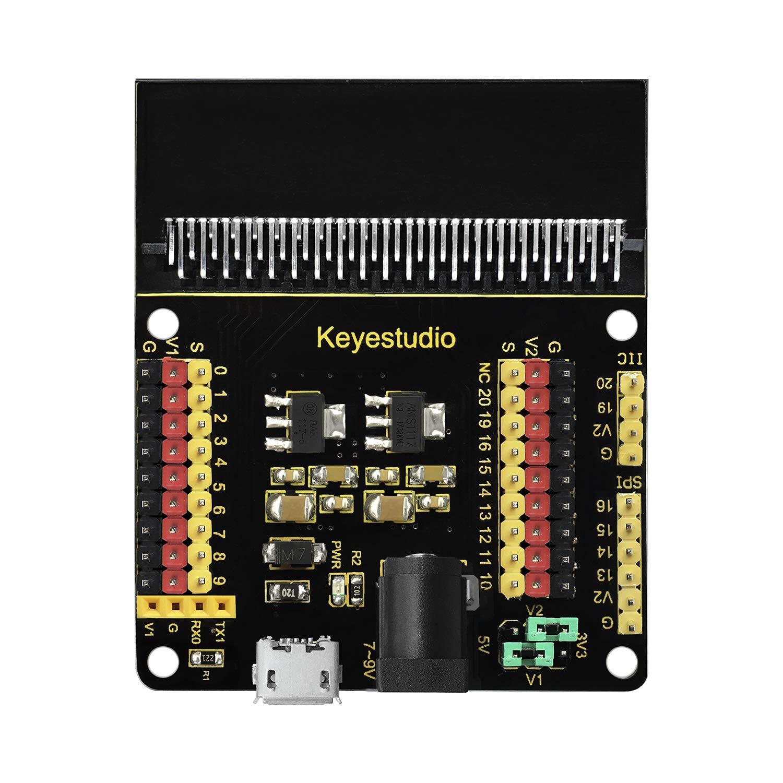 KEYESTUDIO Sensor Shield V2 for BBC Micro:bit