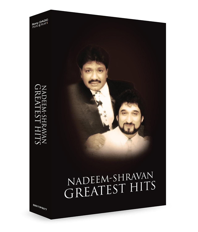 Music Card : Nadeem-Shravan - Greatest Hits - Usb (320 Kbps Mp3 Audio)