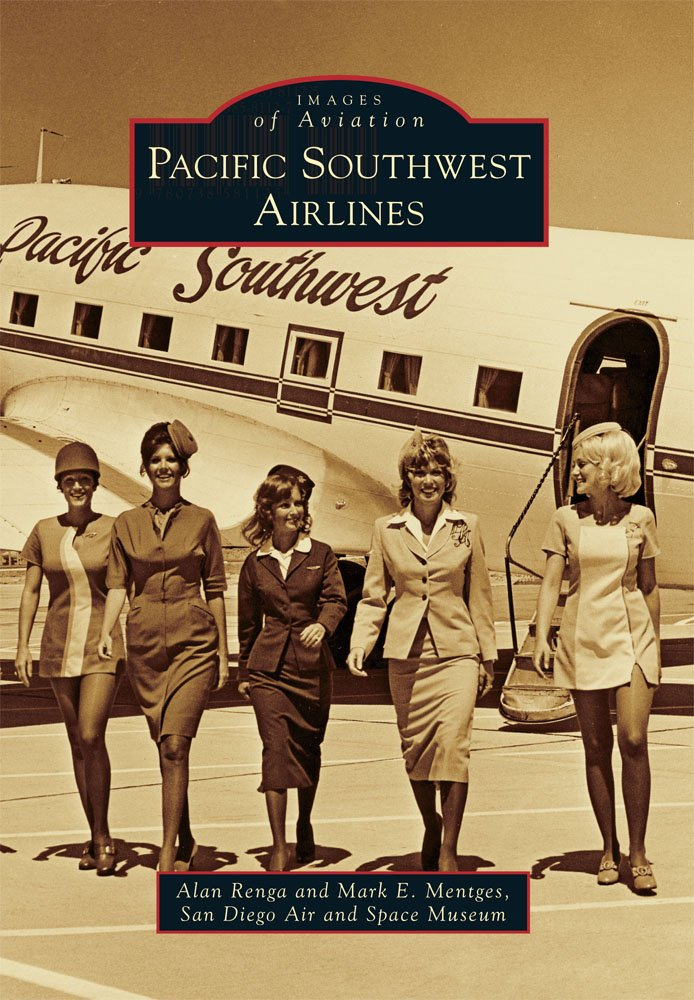 Pacific Southwest Airlines (Images of Aviation)