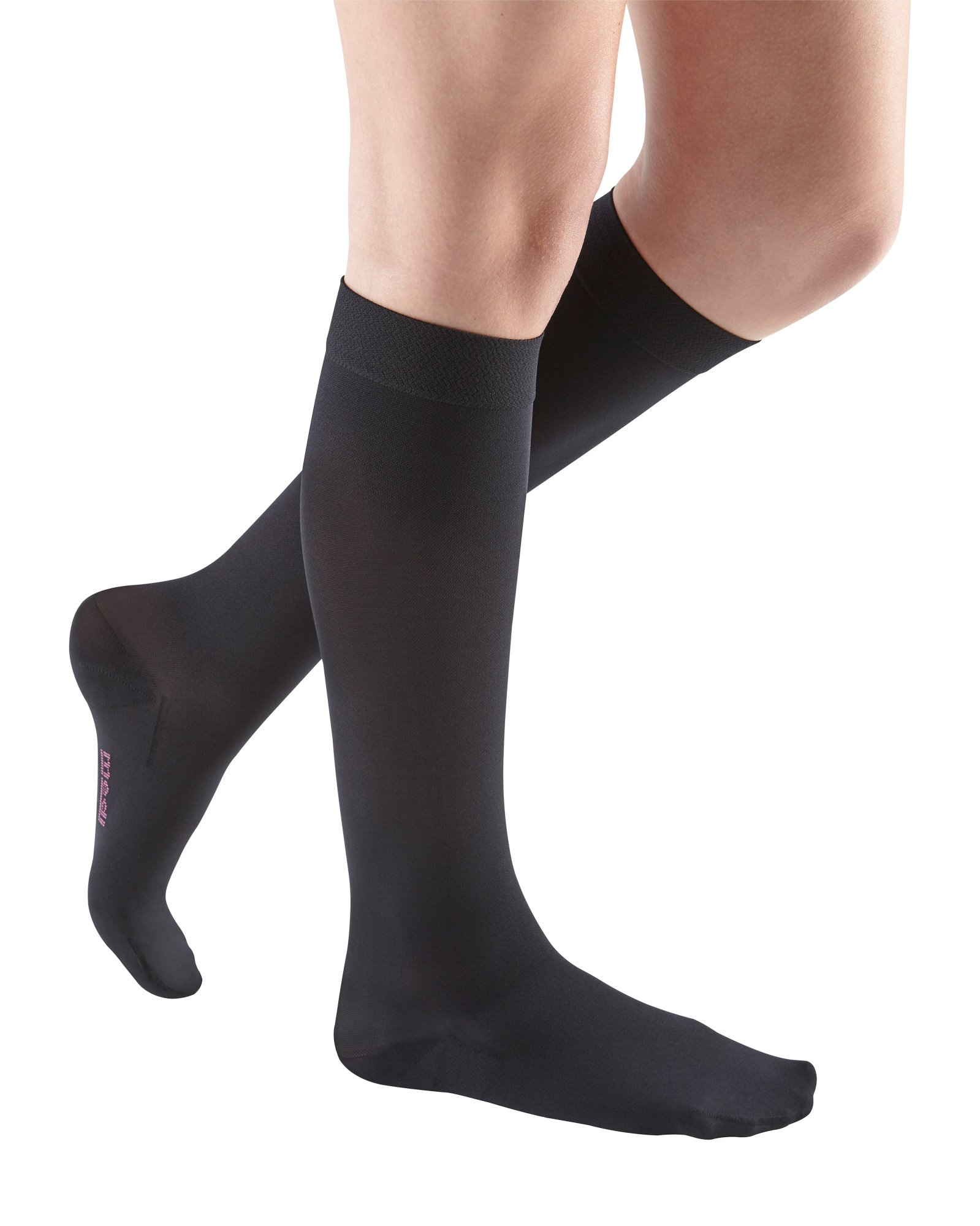 fce1037b1e mediven Comfort, 15-20 mmHg, Calf High Compression Stockings, Closed Toe