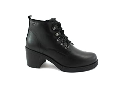 Igi Chaussures Bottines 2179511 Femme Bottines amp;Co Noires Lacets wqAzwr