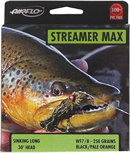 Airflo Kelly Galloups All-Purpose Taper Streamer Float Fly Line