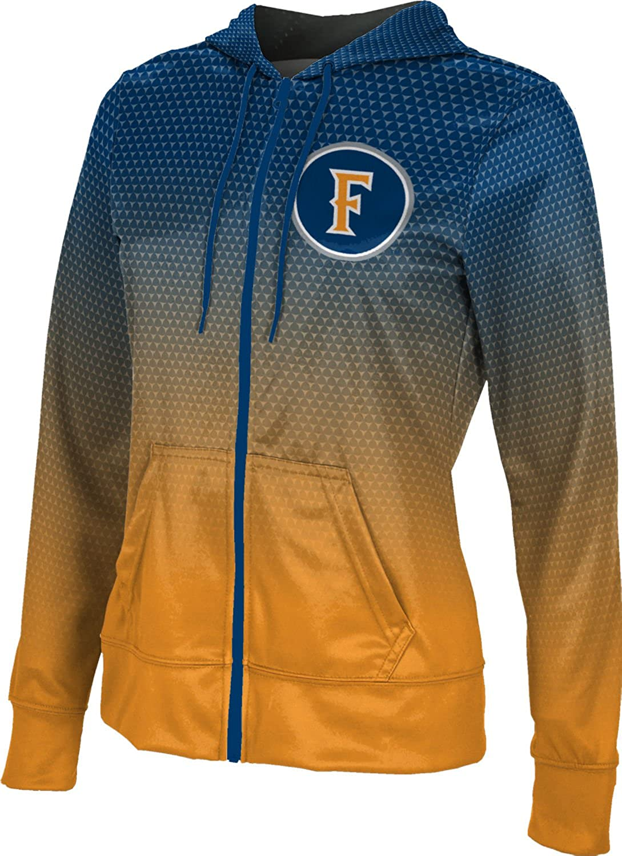 ProSphere California State University Fullerton Girls Zipper Hoodie School Spirit Sweatshirt Zoom