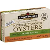 Crown Prince Oyster Smkd Ooil
