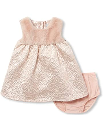 907121aea The Children's Place Baby Girls Special Occasion Dress