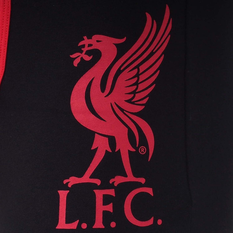 Liverpool FC Officiel Boxer th/ème Football avec Blason Homme