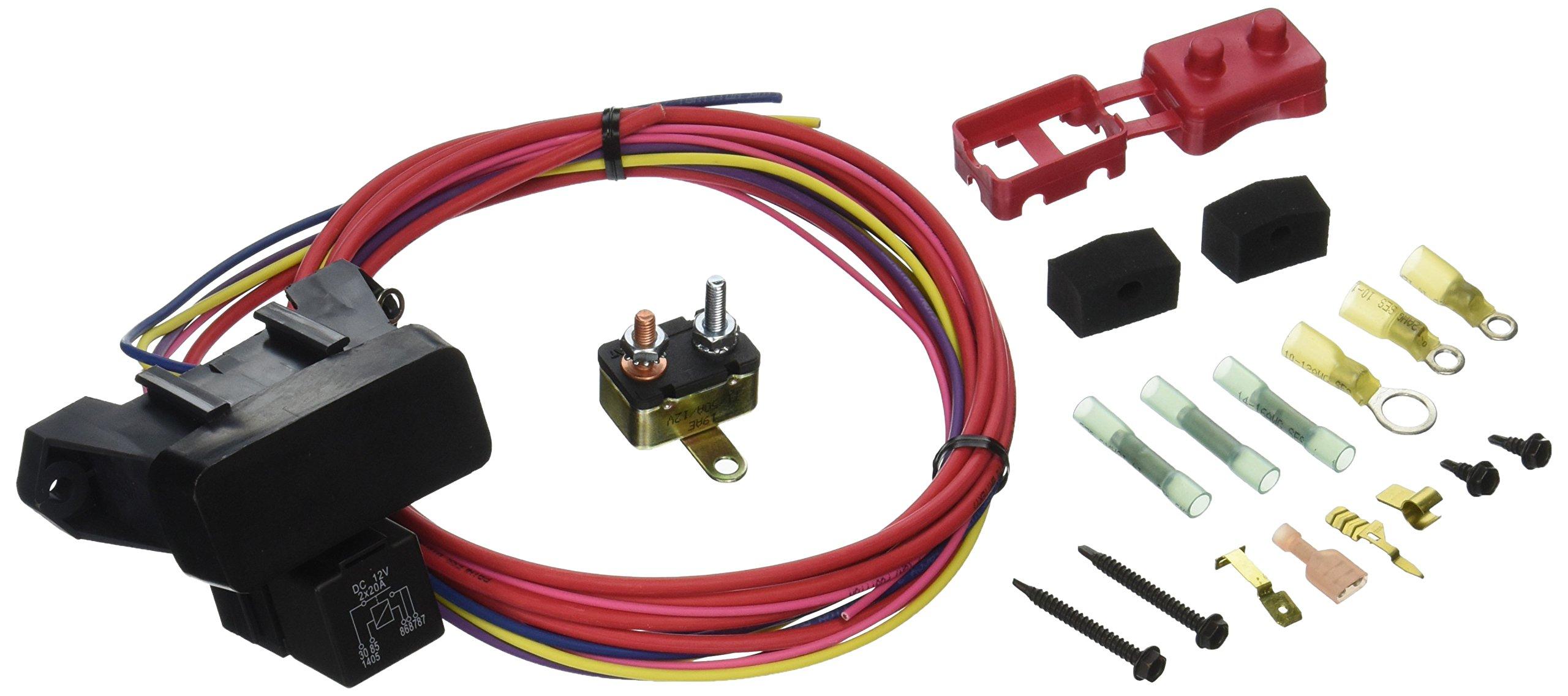 Painless Wiring 70203 Wthrprf Fuse Bk 3 Circuit