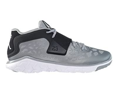 4ef2498f35f4 Jordan Flight Flex Trainer 2 Men s Shoes Wolf Grey White-Black 768911-003