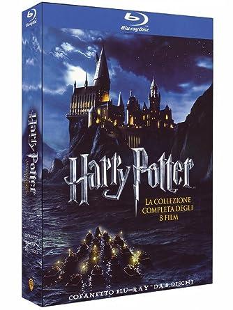 Harry Potter - La collezione completa Italia Blu-ray: Amazon.es ...