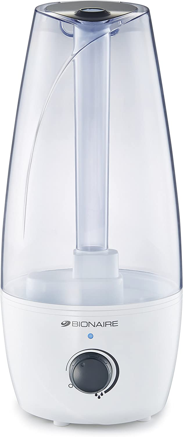 Bionaire New BUH004 Ultrasonic Humidifier with Hygrometer