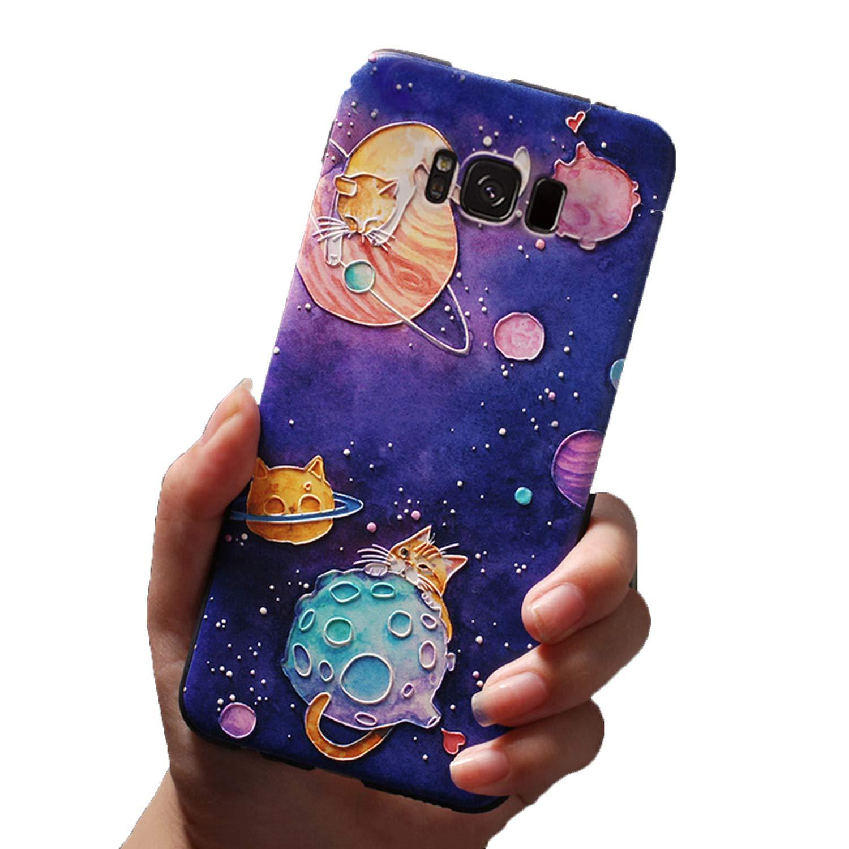 Amazon.com: 3D Emboss Cartoon for Samsung Galaxy S7 Edge J3 ...