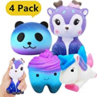 Yetech Squishy Kawaii, Squishy Juguete Jumbo Galaxy Squishy