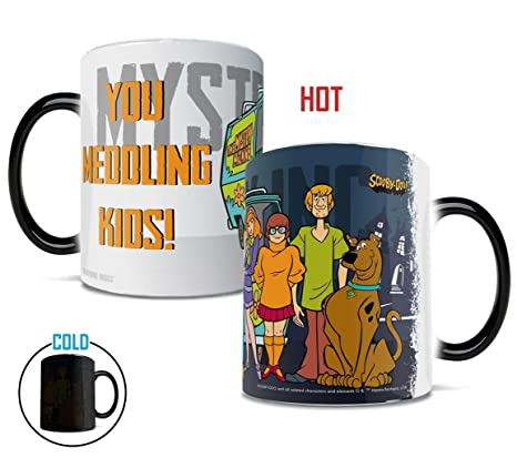 Scooby By Mug Color – Heat Reveal Inc Changing Trend Ltd Doo Coffee Tea Setters Gang Mystery FJcluT3K1