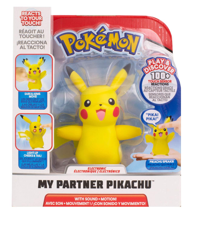 Pokémon Electronic & Interactive My Partner Pikachu by Pokemon