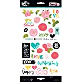 DaySpring Inspirational Elements Cardstock Sticker