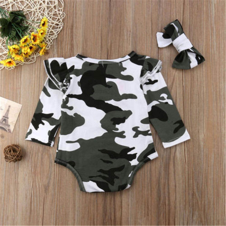 NAKHFBVi Lurpak-Symbol Baby Boys Girls Long Sleeve Baby Onesie Romper Jumpsuit