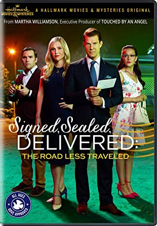 Amazon com: Signed, Sealed, Delivered: The Road Less