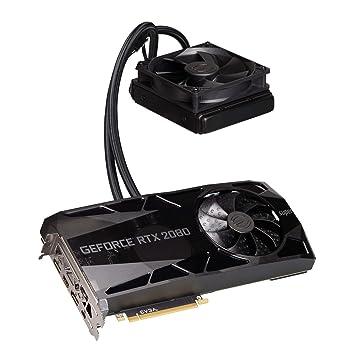 Tarjeta gráfica EVGA GeForce RTX 2080 Super Ftw3 Hybrid ...